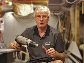 Vancouver BC, Jim's Marine Electrical, Jim Giesbrecht